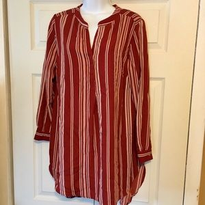 New Directions tunic blouse